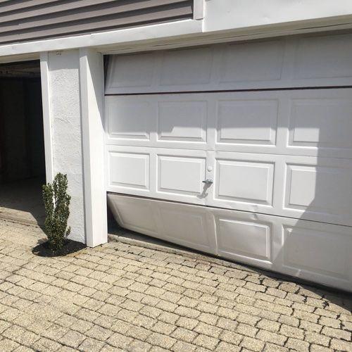 Chandler AZ Garage Door Panel Replacement
