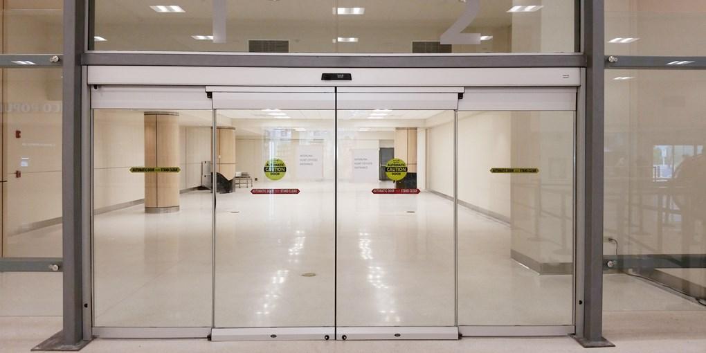 Entrance & Glass Doors