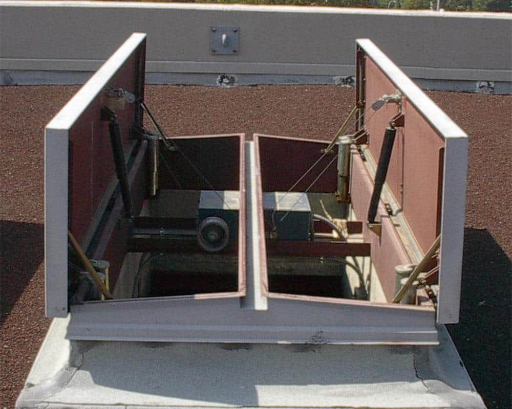 Roof Hatches & Floor Doors