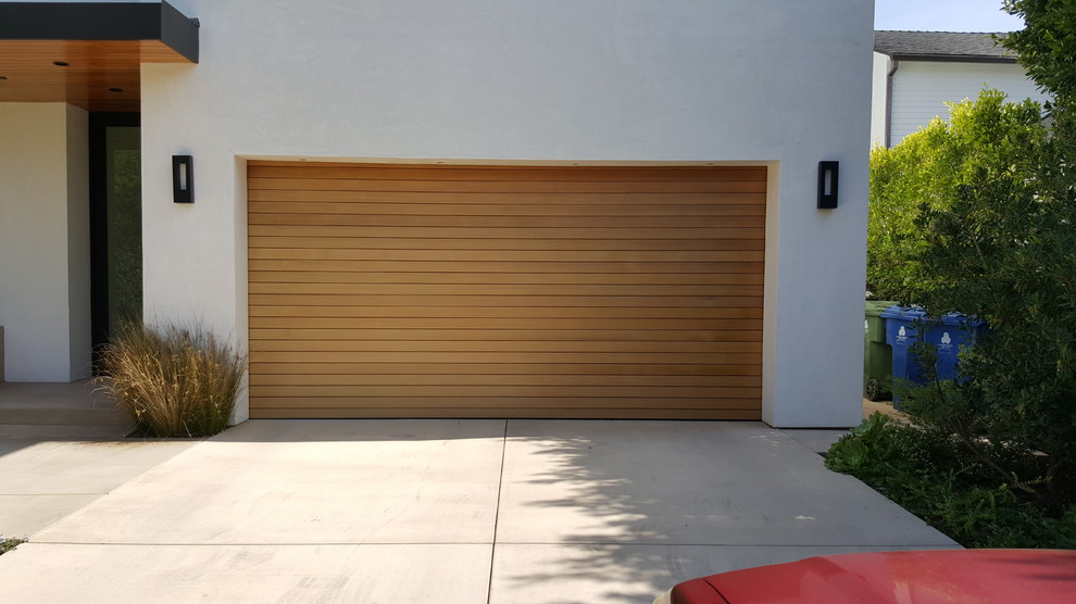 Custom Wood Garage Doors in Chandler