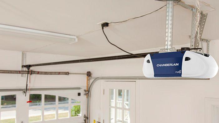 Garage Door Opener Installation