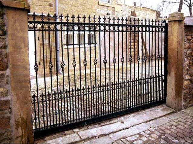 Security Gate Repair